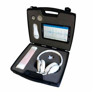 Estetoscopio didáctico