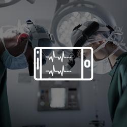 El ECG permite una monitorización digital del paciente