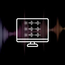The teaching stethoscope provides access to a pathologic sound database
