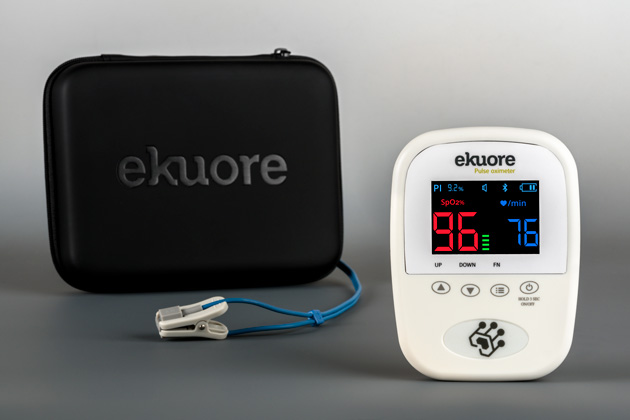 Use Veteterinary Pulse Oximeter during surgery and post-op